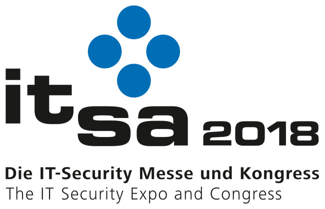 Allegro Packets at the It Security Fair 2018 in Nuremberg