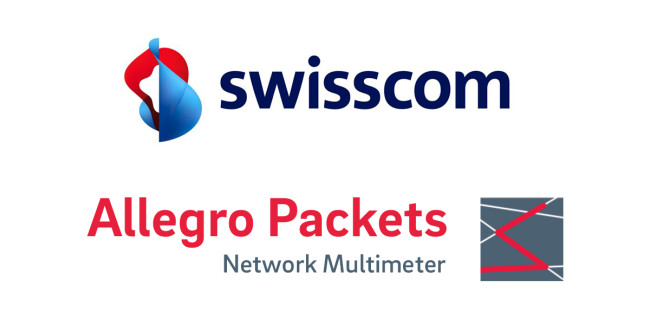 Swisscom uses the Allegro 5500 in the VoIP network for troubleshooting and visibility