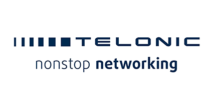 telonic nonstop networking with Allegro packets